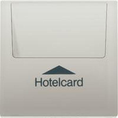 JUNG ES2990CARD Hotelcard-Schalter Edelstahl