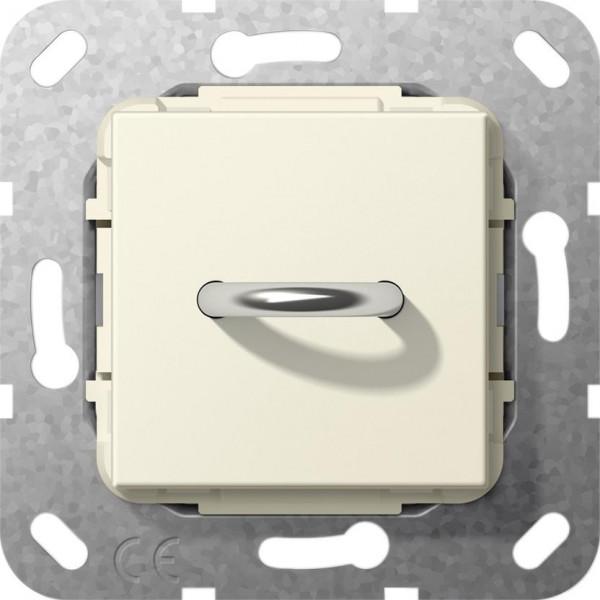 GIRA 566801 Einsatz Befestigung von Notebook-Sicherheitsschlösser Cremeweiß-Glänzend