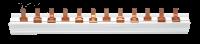 Tehnoplast 140S Phasenschiene 3-Polig Stift