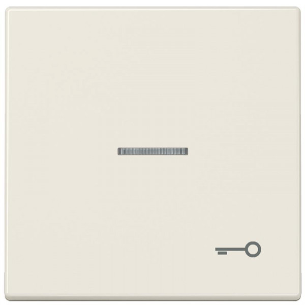 "JUNG LS990KO5T Kontroll-Wippe mit Symbol ""Tür"" Creme-Weiß"