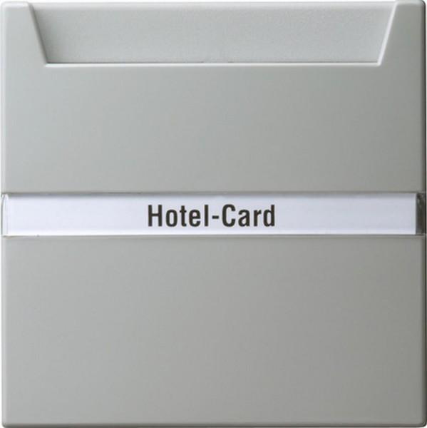 GIRA 014042 Hotelcard-Schalter Grau