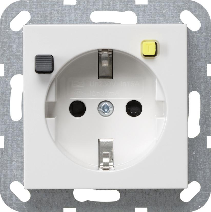 reinwei seidenmatt steckdosen e2 system 55 gira schalter steckdosen steckdosen24. Black Bedroom Furniture Sets. Home Design Ideas