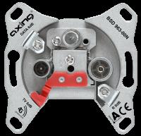 AXING BSD963-00N Multimedia-Antennensteckdosen