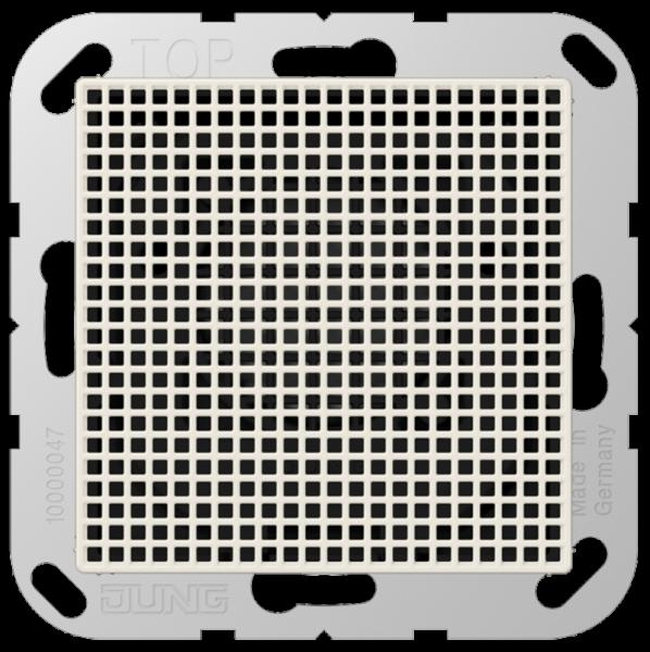 JUNG LSMA4 Lautsprechermodul Cremeweiß