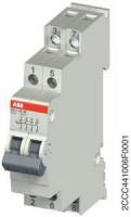 ABB E211-25-40 Ausschalter 4 Schließer 250V 25A