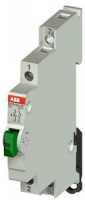 ABB E215-16-11D Taster Grün 16A 1S+1Ö 250VAC