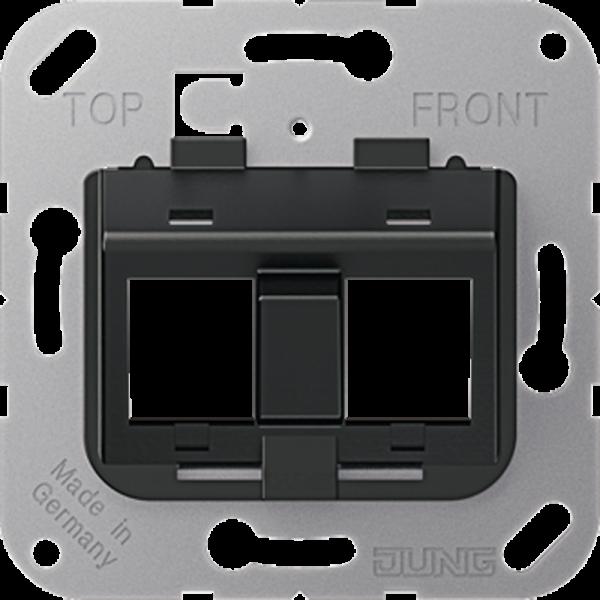 JUNG 3069-2BR Montageadapter 30°