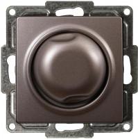 Visage Druck-Wechsel-Dimmer 60-600W Anthrazit