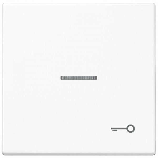 """JUNG LS990KO5TWW Kontroll-Wippe mit Symbol """"Tür"""" Alpinweiß"""