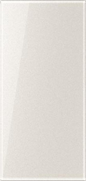 JUNG LS50NA Transparente Abdeckung mit Einlage 33 x 70,5 mm