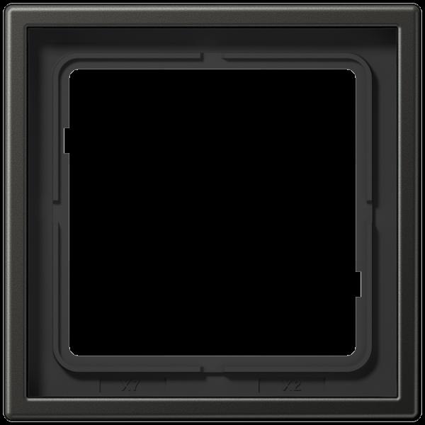 JUNG AL2981AN Rahmen 1-Fach LS-Serie Anthrazit