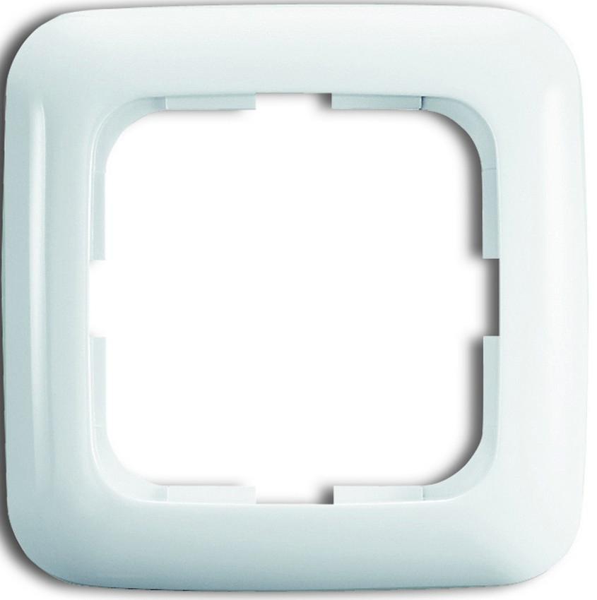 busch jaeger 2511 214 rahmen 1 fach reflex si alpinwei rahmen reflex si busch j ger. Black Bedroom Furniture Sets. Home Design Ideas