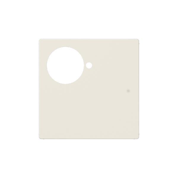 JUNG A525.201 Abdeckung für Zettler VarioLine, Serie 125.xxx Cremeweiß