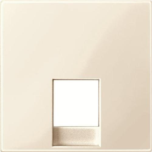 Merten MEG4211-0344 Abdeckung RJ11/12 Weiß-Glänzend