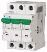 Eaton PXL-B10/3 Leitungsschutzschalter 3-Polig B10A