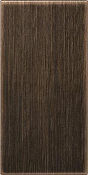 JUNG ME50NAAT-L Abdeckung in Tastenfarbe Messing Antik