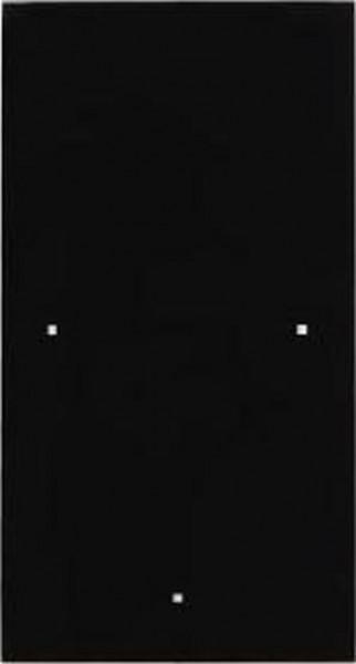 Berker 169105 Glas-Sensor 1Fach TS Sensor Glas, Schwarz