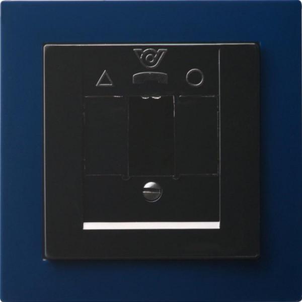 GIRA 026046 Abdeckung TDO Blau
