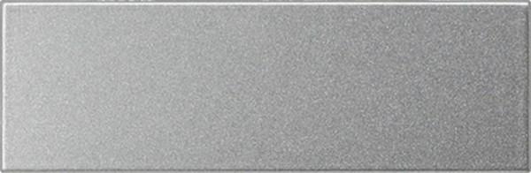 GIRA 125565 Ruftastenabdeckung für Ruftaster 3-Fach TX_44 Farbe-Alu