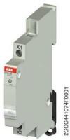 ABB E219-B LED-Leuchtmelder weiß 230V