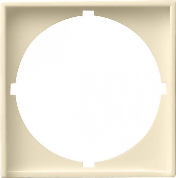 GIRA 028101 Zwischenring Rund 50x50 Cremeweiß-Glänzend