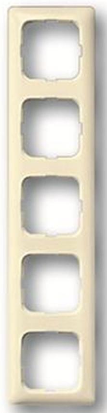 rahmen busch duro 2000 si linear busch j ger schalter steckdosen steckdosen24. Black Bedroom Furniture Sets. Home Design Ideas