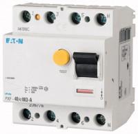 Eaton PXF-40/4/03-A FI-Schutzschalter 40A 4-Polig 300mA