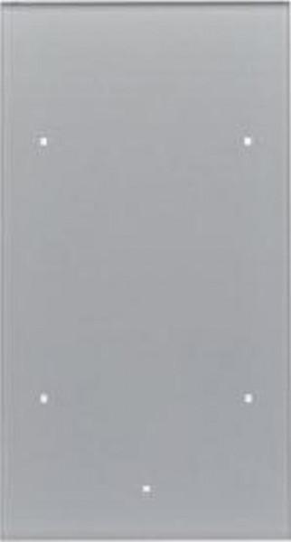 Berker 169207 Glas-Sensor 2Fach TS Sensor Glas, Alu