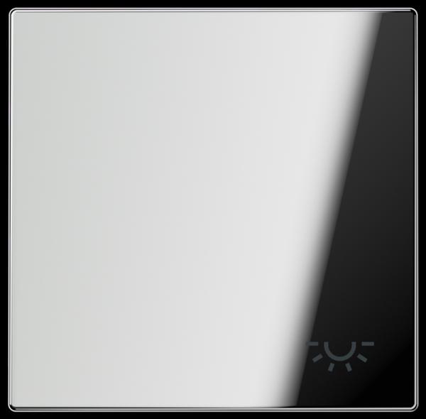 """JUNG GCR2990L Wippe mit Symbol """"Licht"""" Glanz-Chrom"""