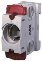 ABB Sicherungssockel D02 63A 1-Polig