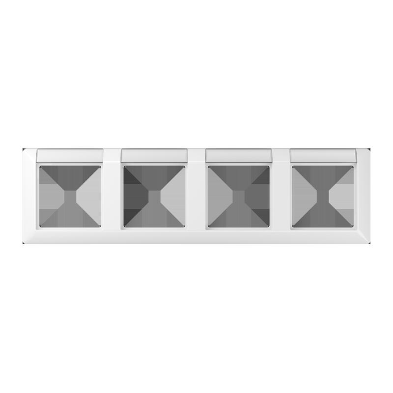 alpinwei rahmen as 500 as serie jung schalter. Black Bedroom Furniture Sets. Home Design Ideas