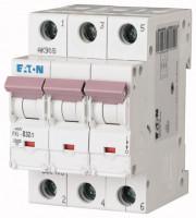 Eaton PXL-C32/3 Leitungsschutzschalter 3-Polig C32A