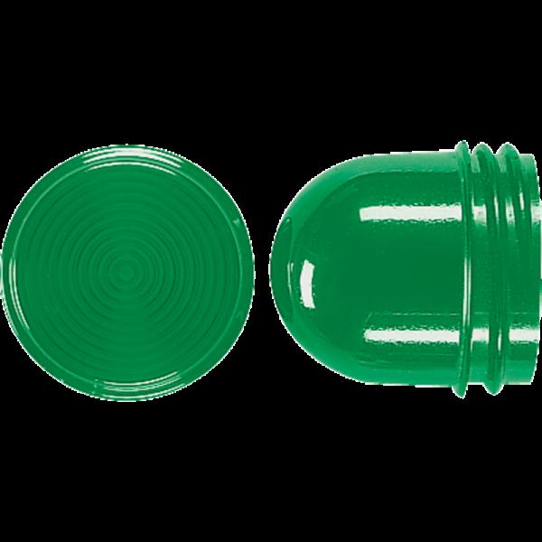 JUNG 37G Schraubhaube für Leuchtmittel 54mm Grün