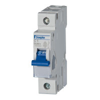 Doepke 9914201 Leitungsschutzschalter DLS 6H C10-1-Polig