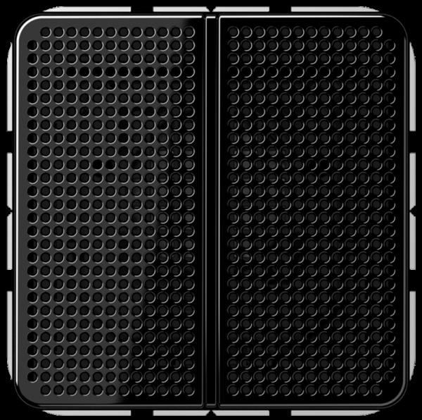 JUNG LSMCD4SW Lautsprechermodul Schwarz