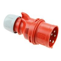 PCE 7025-6 CEE Phasenwender 32A 5-Polig 6h IP44 Shark