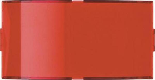 Berker 1289 Blende für Info-Lichtsignalaufsatz Zubehör Rot