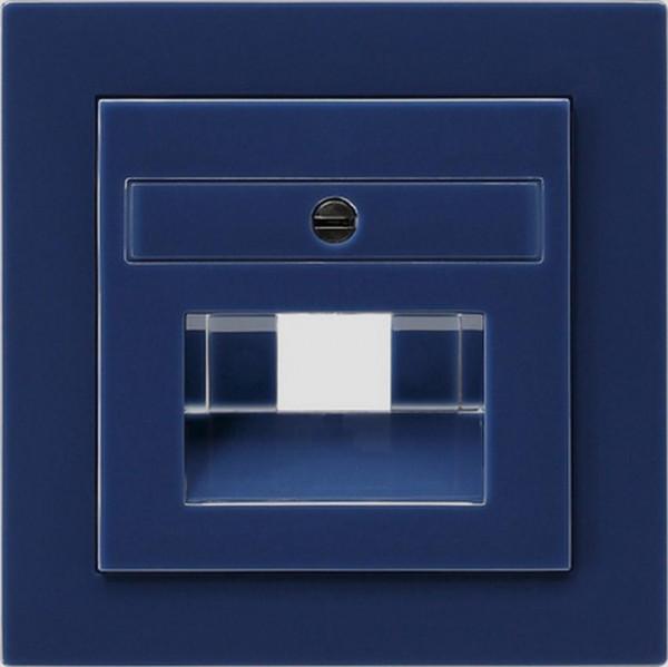 GIRA 027046Abdeckung UAE/IAE Blau