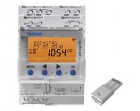Theben 6420300 TR642 TOP2 RC Digitale Zeitschaltuhr mit Jahres- und Astro-Programm 2-Kanäle