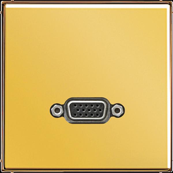 JUNG MAGO1102 VGA Goldfarben