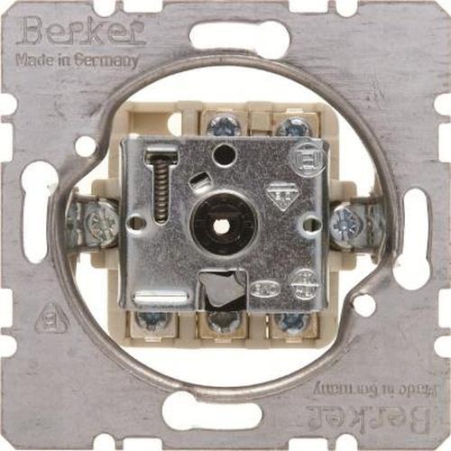 Berker 386101 3-Stufenschalter Modul-Einsätze