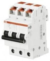 ABB S203S-C6 Sicherungsautomat 3-Polig C6