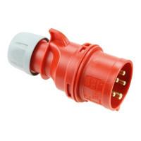 PCE 015-6 CEE Stecker 16A 5-Polig 6h Shark IP44