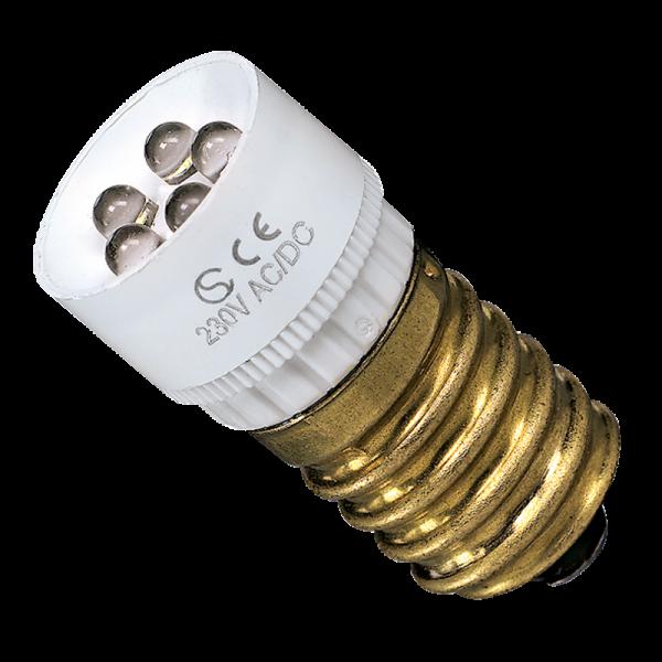 JUNG E14-230LEDGN LED-Cluster-Lampe Grün