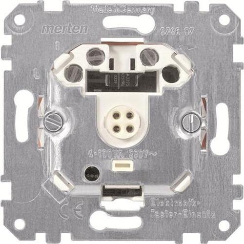 Merten 574697 Elektronik-Taster-Einsatz 4-100VA