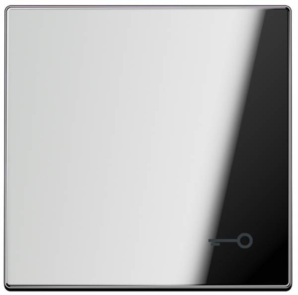 "JUNG GCR2990T Wippe mit Symbol ""Tür"" Glanz-Chrom"