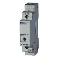 Doepke RL230-1GR Leuchtmelder Grün LED 230V