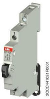 ABB E215-16-11F Taster Schwarz 16A 1S+1Ö 250VAC