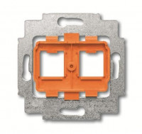 Busch-Jaeger 1819 Tragring Sockel Orange