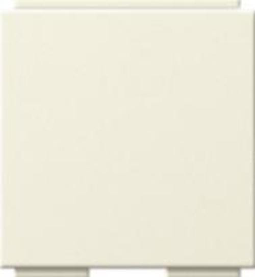 GIRA 264501 Blindabdeckung für Modular-Jack Cremeweiß-Glänzend